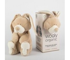 WOOLY ORGANIC - BUNNY SMALL