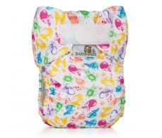 Pocket Diaper Stay Dry Duo, Dragons
