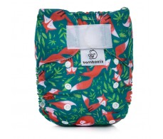 Pocket Diaper Stay Dry Duo, FOX
