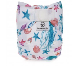 Pocket Diaper Stay Dry DUO, JELLYFISH
