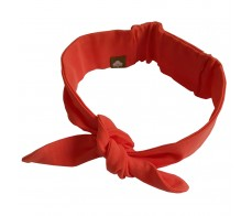 head band (coral)